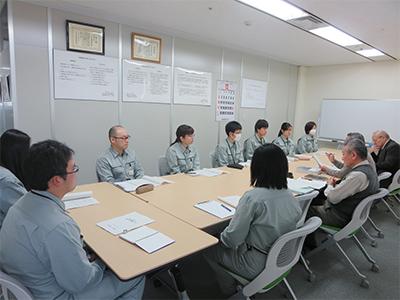 技術管理室(本支店共通)