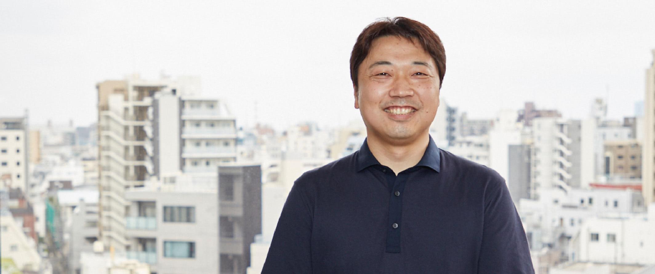 佐々木 功介|技術部 係長 2014年入社
