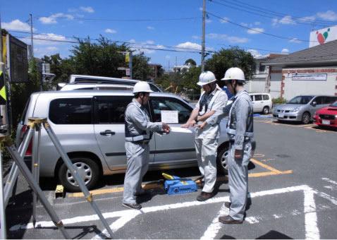 おしべ通り道路改良詳細設計業務委託